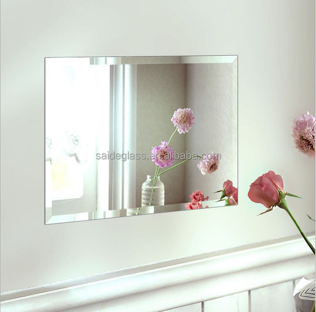 Wholesale Clear Safety Switchable Bathroom Living Room Use Magic Mirror Tv  Glass Part 75