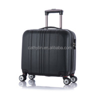 Trolley Luggage /Bag/Cabin Case 16'' ABS Plastic Waterproof Durable Hard Shell Travel Trolley Luggage