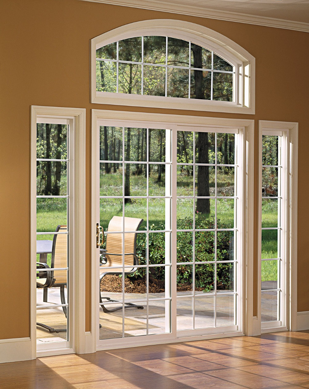 Modern Design Aluminum Door And Window For New Home