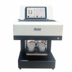 Electronic Component coffee printer printing machine price on latte foam With Best High Quality