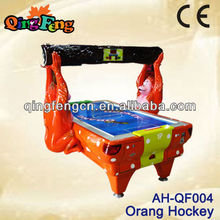 baby coin operated air hockey game table decorative hockey