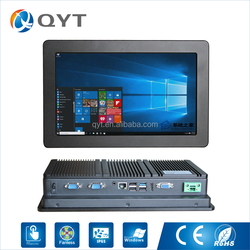 China manufacturer i3 6100U 1366x768 win 7 thin client mini pc with hmi output