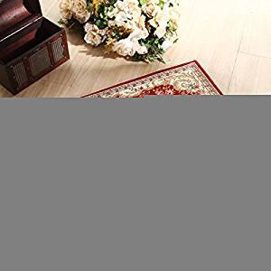 Get Quotations · Continental Door Rugs Mats Household Door Mats Door Mats  Living Room Bedroom  4060cm Wine Red