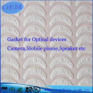 DongGuan Sanken OEM Speaker waterproof,dustproof,buffer gasket for optical devices