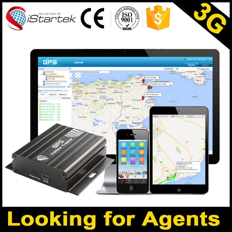 Configurar gps tracker with platform software <strong>google</strong> map realtime <strong>tracking</strong> VT600 3G