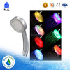 Water-Saving Automatic 7 Color LED Light Shower
