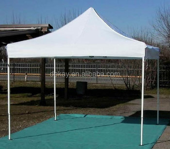 10x10 Promotional Display Folding Canopy Tent