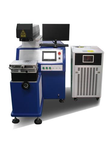 Hot sales lassen plastic aluminium lassen 200 W galvameter laser lassen machine prijs