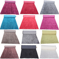 Luxury Thick Upholstery Velvet Chenille Fabric for Sofas Curtains or Cushions.