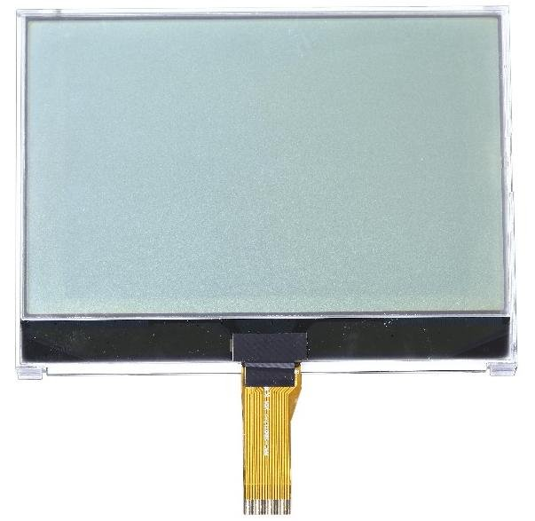 240x160 Dots Graphic LCD Module with COG + FPC Structure and White LED Backlight
