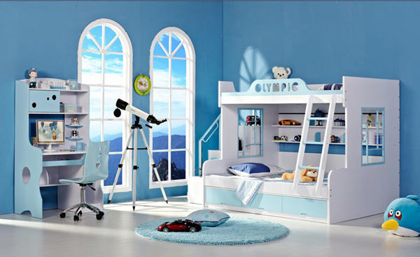 Kids Bedroom Furniture Dubai View Furniture Baohulu Product Details From Guangdong Hulubao