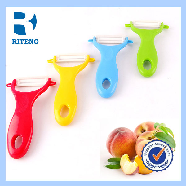 wholesale Cheap price ceramic potato peeler as seen on tv for sale/Custom fruit peeler