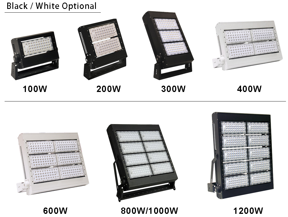 Etl dlcを上場5年保証150lm/ワット100ワット300ワット400ワット600ワットledフラッドライト