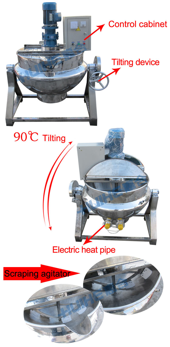 Cooking Machine Sauce Malaysia For Sale
