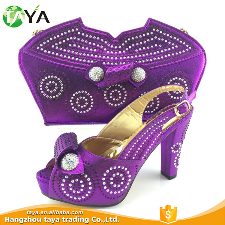 Yellow Matching Shoe And Bag Suppliers