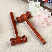 Wooden handicraft judge hammer, hammer, mallet, auctioneer hammer processing to make wholesale