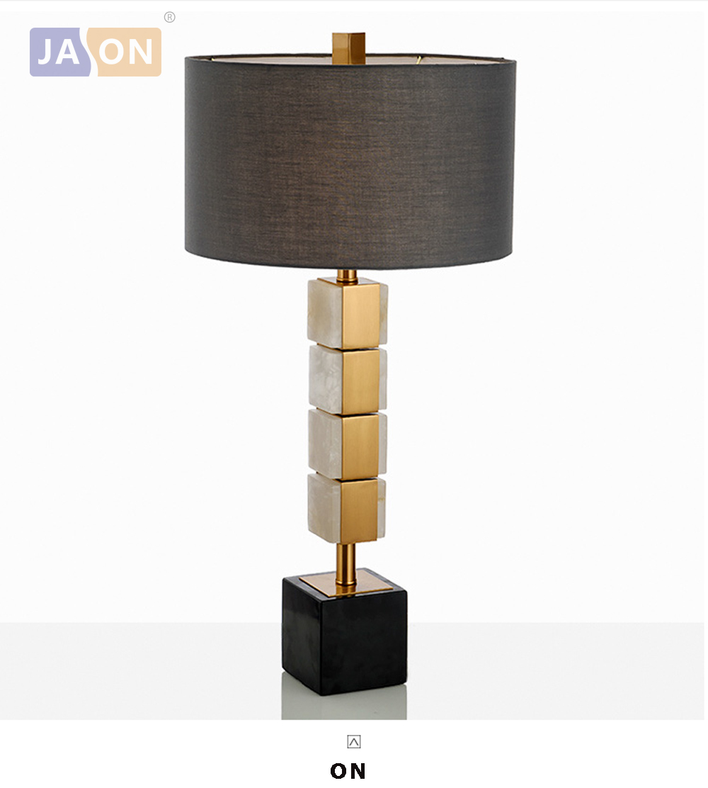 2019 New Style Led E27 Postmodern Iron Marble Fabric Led Lamp.led Light.table Light.table Lamp.desk Lamp.led Desk Lamp For Bedroom Led Lamps Led Table Lamps