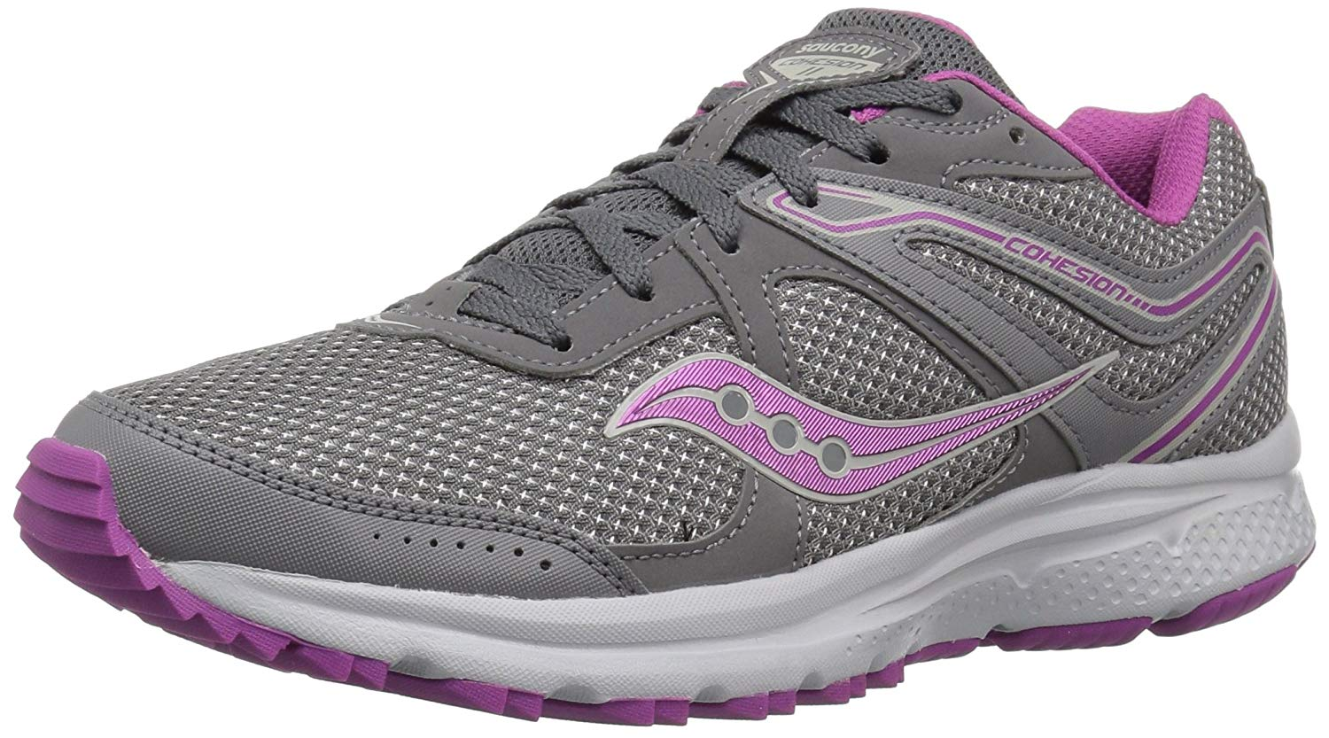856138a435e6 Get Quotations · Saucony Women s Cohesion TR11 Running Shoe