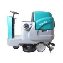 RD660 dual borstels rit op floor cleaning machine met grote <span class=keywords><strong>tank</strong></span>