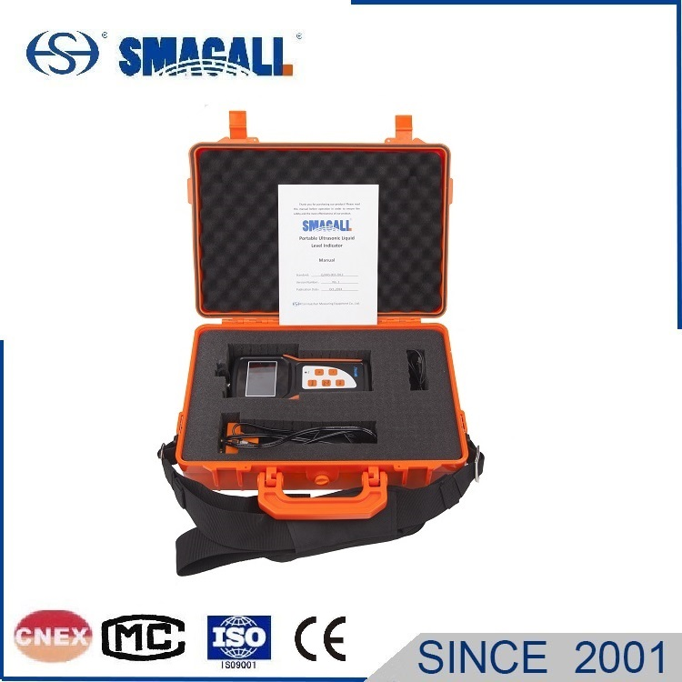 Portable Ultrasonic Liquid Level Indicator for CO2, FM200, HALON and Fire System
