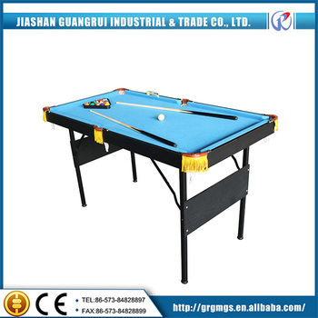 High Quality 54inch Carom Billiard Table For Sale , Star Billiard Table , 8  Ball Pool
