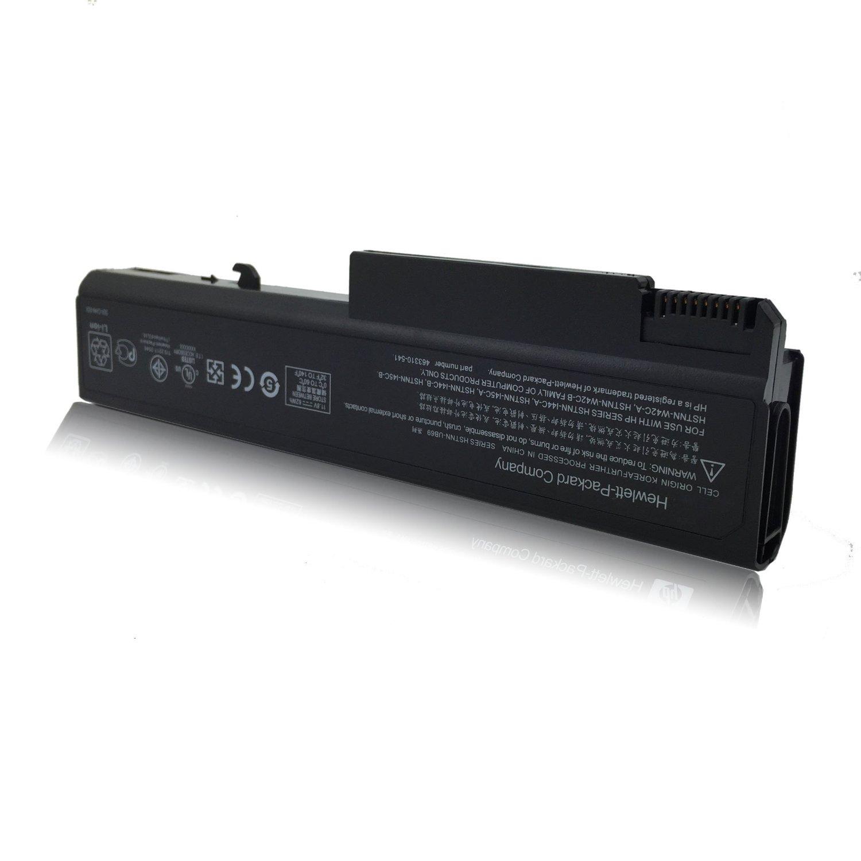 DJW 62Wh 11.1V Laptop Battery for HP Compaq Business Notebook 6530b 6535b 6730b 6735b,HP EliteBook 6930p 8440p 8440w,Fits P/N 463310-541,HSTNN-UB68,HSTNN-UB69,482962-001 484786-001