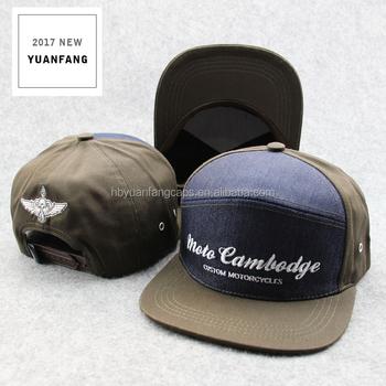 88e807ecb44 7 Panels Promote Cap Custom Embroidery Logo Snapback Hat - Buy ...