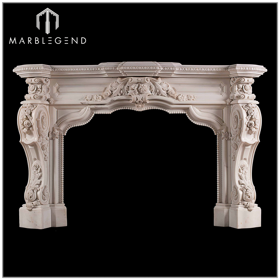 and mantel leaf more fireplace bay mantels marble surrounds tied barley ribbon nav with colonial