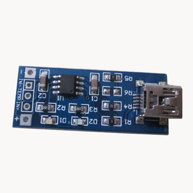 TP4056 charging board 1A charger TP4056 Li-ion battery charger module