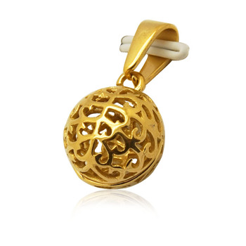 Casting hollow gold pendant 22k gold necklace jewelry globe casting hollow gold pendant 22k gold necklace jewelry globe pendant mozeypictures Gallery