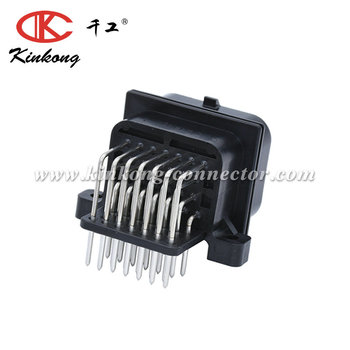 26 pin male header pin automotive connector 6473423-2 1473423-2