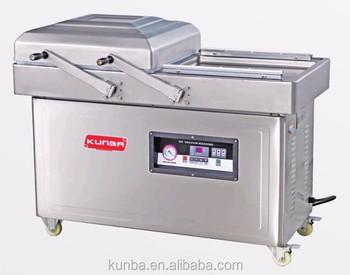 dz4002sa deep type double chamber vacuum packing machine vacuum sealer