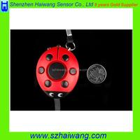 Fashional Ladybug personal alarm 130db self defense product