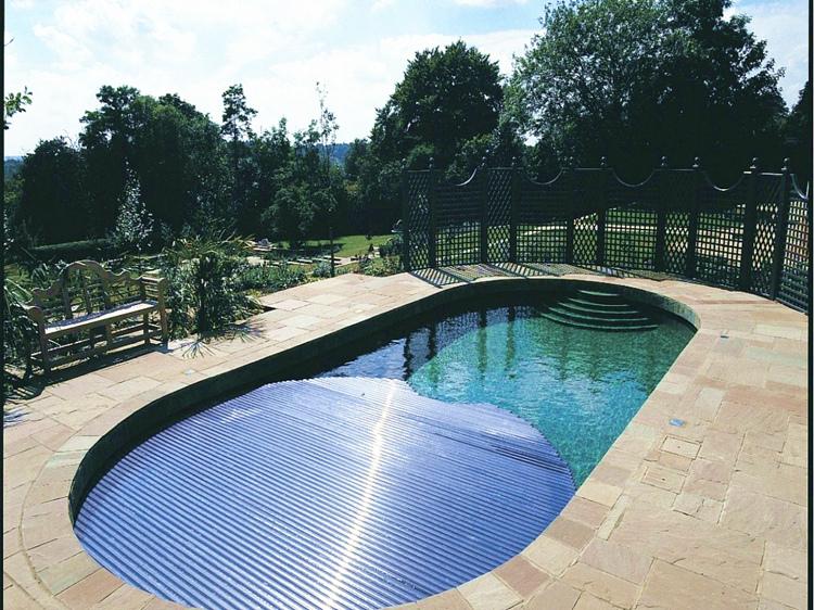 La piscina eléctrica cubiertas para piscinas de natación piscina cubierta piscina disparador automático
