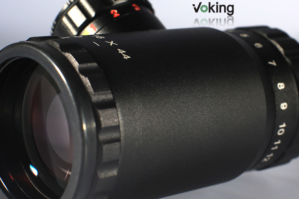 Voking 4-16X44SFIR optical scope for game hunting rifle scope manufacturers