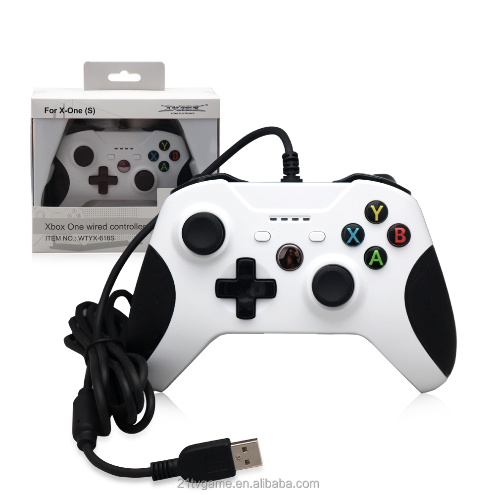 Für XBOX ONE SCHLANK WIRED Game CONTROLLER