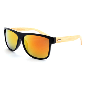 Fashion Sun glasses Men/Women UV400 Vintage Bamboo Wooden Sunglasses DLK1036