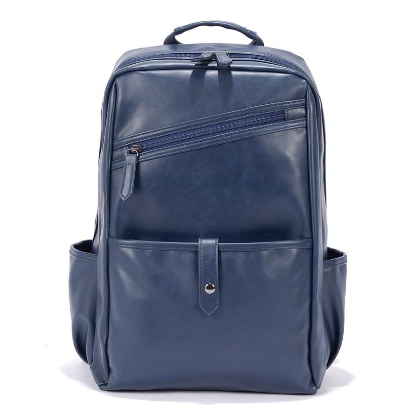 c6e9be0f8 Popular function leather rucksack backpack vintage men's leather laptop  backpack