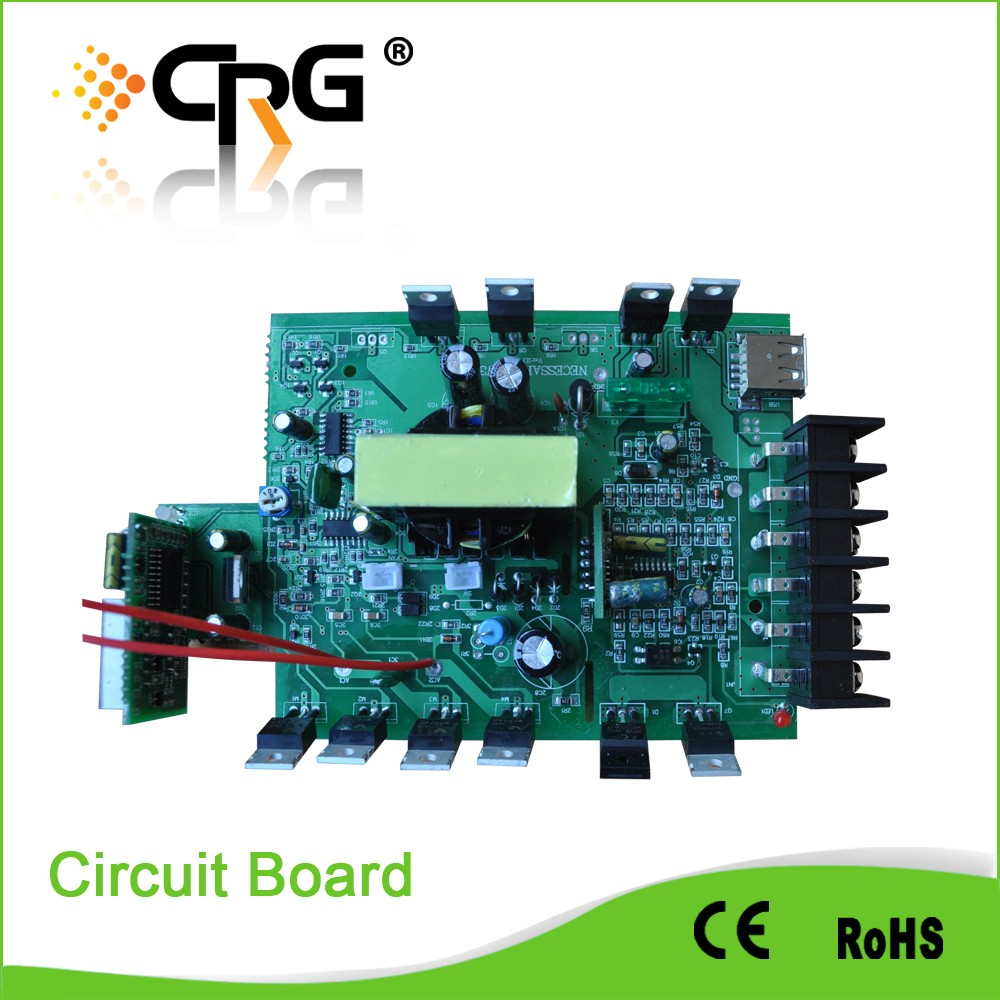 Pure Sine Wave Inverter Frequency Circuit Diagram Drive Board