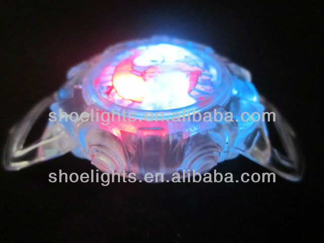 led watches light for children beach shoes