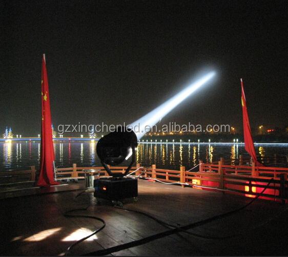 Guangzhou Supplier Outdoor Sky Beam Light Powerful 7000w