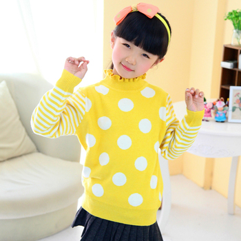 hot selling custom knitting cashmere kids' sweater