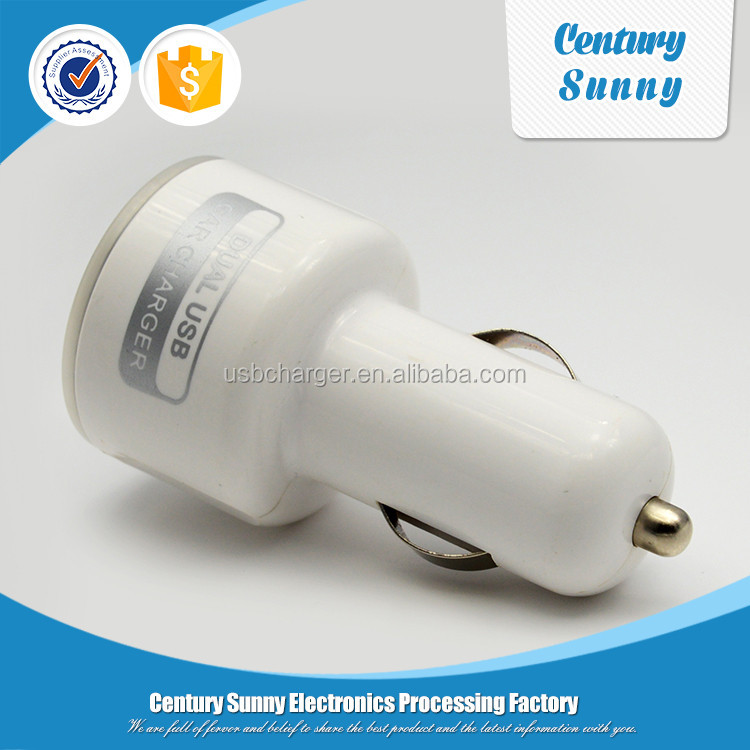 Cheap cell phone accessories usb car charger