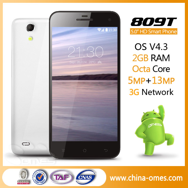 MT6592 Cheapest Ultra-thin China 13MP Camera Android Mobile Phone