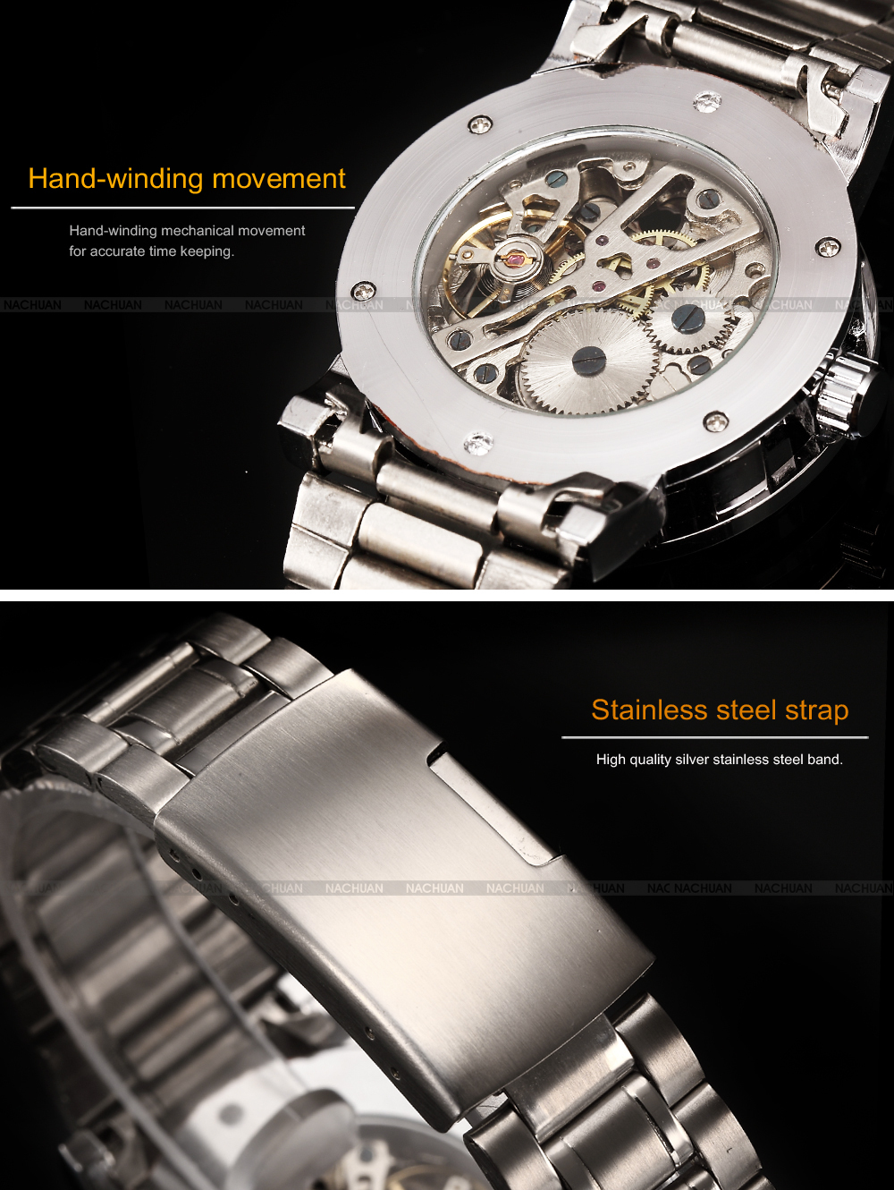 good pin mechanical automatic forsining price mens military skeleton men transparent brand watch watches