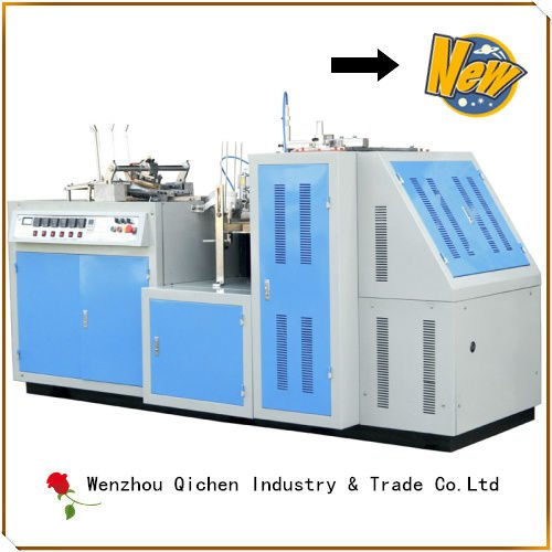 Different one-side cup size of tissue paper machine
