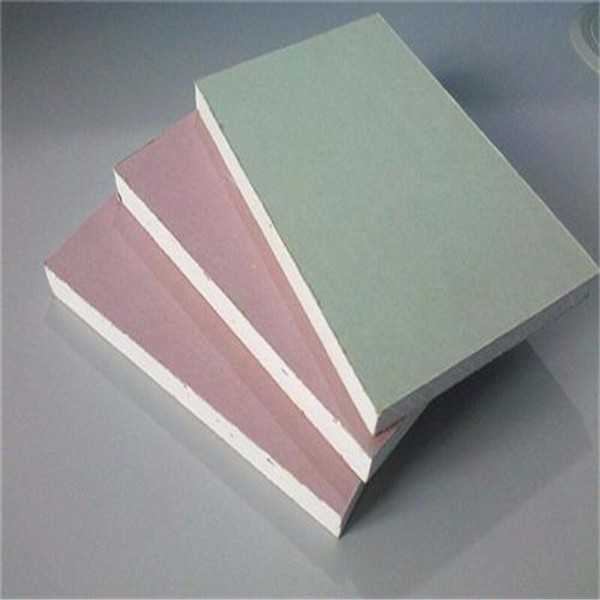Gypsum board factory fire resistance drywall