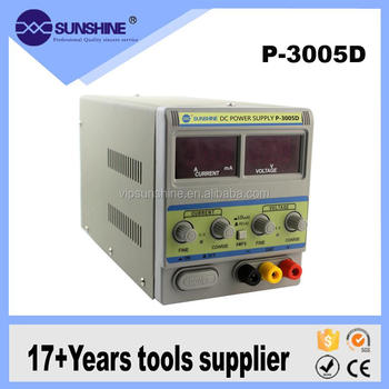 P-3005d 30v 5a Variable Voltage Dc Power Supply For Mobile Repair - Buy 30v  5a Variable Dc Power Supply,Variable Voltage Dc Power Supply,Switching