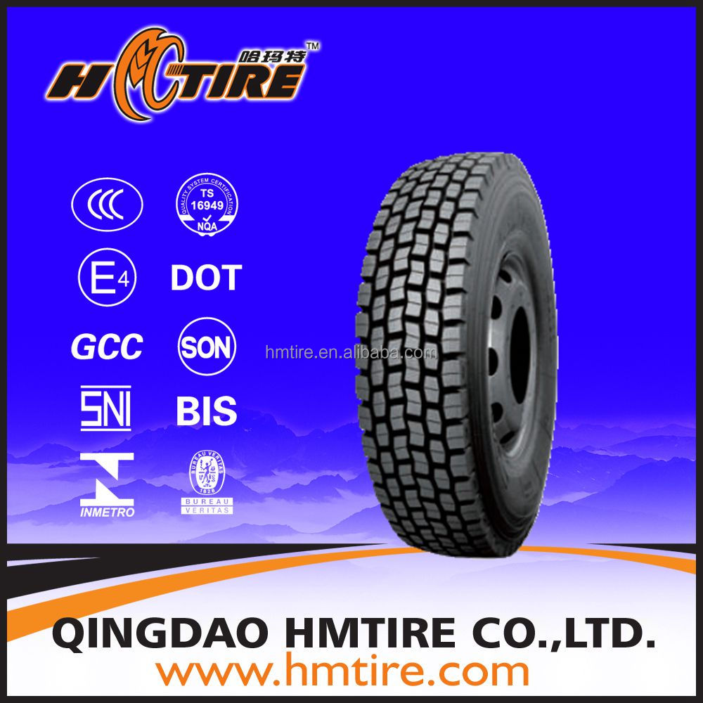 Qingdao Tyre Factory offers TBR PCR in all sizes 7.50R20 13R22.5 225/70R19.5 295/ 60R22.5 315/ 70R22.5 10.00R20 12.00R20