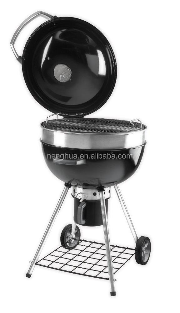 China Factory Infrared Bbq Charcoal Kettle Grill